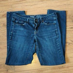 BOGO GUC mid-rise straight leg jeans